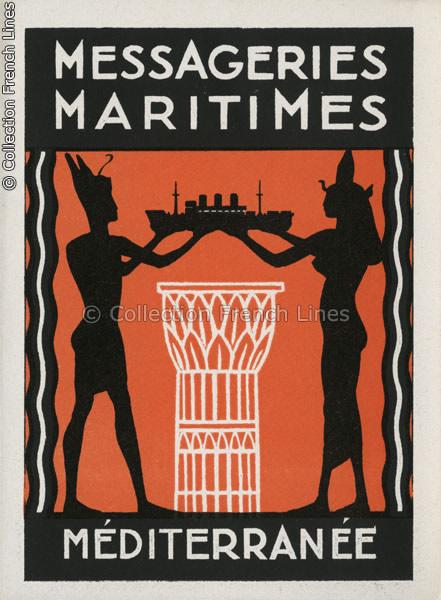 L'épopée des Messageries Maritimes 06