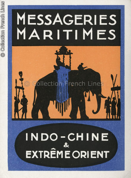 L'épopée des Messageries Maritimes 17