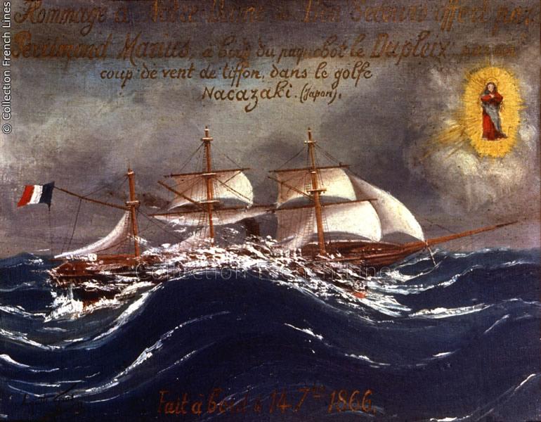 L'épopée des Messageries Maritimes 20