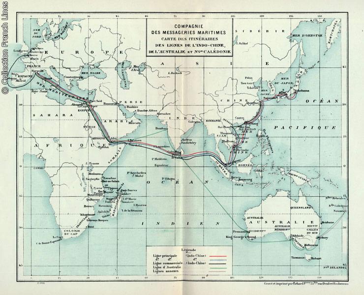 L'épopée des Messageries Maritimes 23
