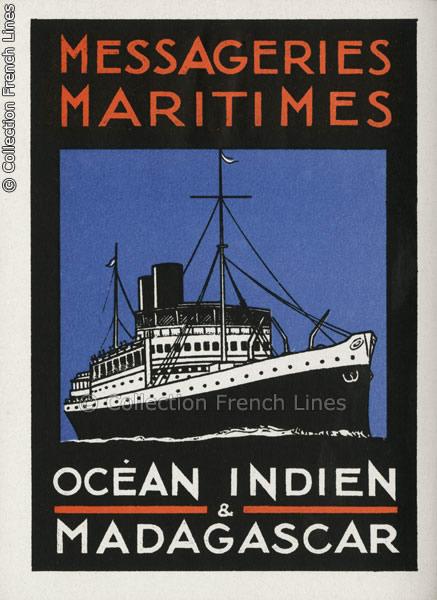 L'épopée des Messageries Maritimes 27