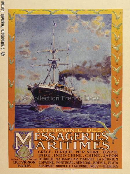 L'épopée des Messageries Maritimes 29