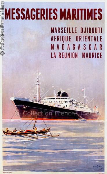 L'épopée des Messageries Maritimes 32