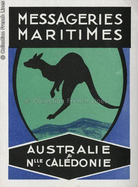 L'épopée des Messageries Maritimes 54