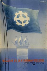 Extrait du Bulletin de la Compagnie Delmas-Vieljeux, n°110, janvier-avril 1948
